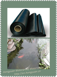 1.2mm EPDM Fish Tank Pond Liner with UK BS 6920 pictures & photos