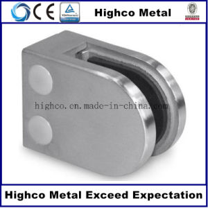 Stainless Steel Glass Clamp / Balustrade / Handrail / Railing pictures & photos