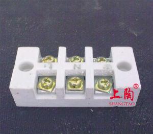 3-Way Ceramic Terminal Blocks pictures & photos