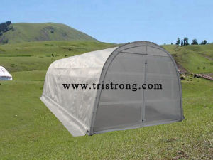 Portable Tent, Multipurpose Greenhouse, Garden Shed, Garden Tool (TSU-1228G) pictures & photos
