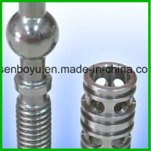 CNC Machining OEM Parts with Competitive Price (P057) pictures & photos