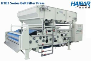 Gravity Belt Water Filter Press Htb3