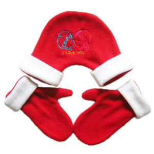 Fleece Gloves, Gloves, Red Gloves pictures & photos