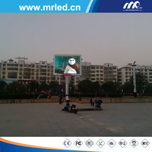 P10 Outdoor Advertising LED Display Screen, Flexible LED Display pictures & photos