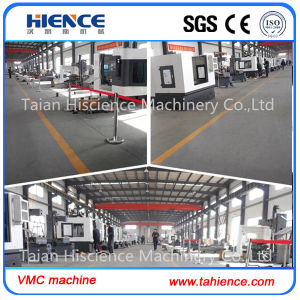 Four Axis Liner Guide CNC Vertical Milling Machine Vmc1060L pictures & photos
