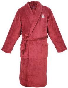 Men′s Comfortable Fleece Bathrobe with Embroidery Logo pictures & photos