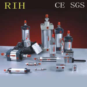 New Type Thin Cylinder CE SGS Certificated Cqs Series