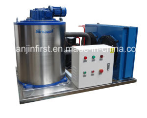 Ice Machinery Professional 5t Flake Ice Maker Machine pictures & photos