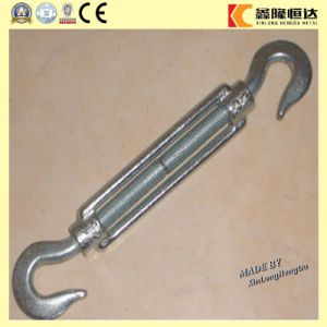 DIN1480 Open Body Turnbuckle with Eye and Eye pictures & photos