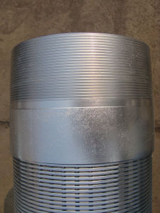 Johnson Type Wedge Wire Screen with Stc Coupling Threads pictures & photos