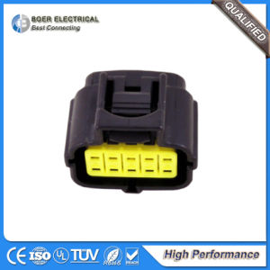 Tyco/AMP/Denso 10pin Plug Electrical Waterproof Auto Connector 174655-2 pictures & photos