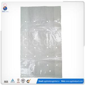 70X110cm White PP Woven Plastic Bag pictures & photos