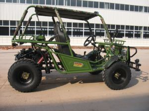 200cc Hammer Style Green Go Kart for Adult (KD 200GKH-2) pictures & photos