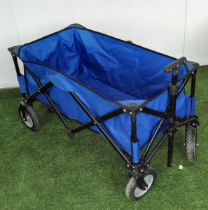 Folding Wagon/Foldable Trolley for Kids or Pet pictures & photos