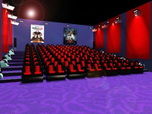 5D Cinema Game Machine, 5D Cinema Game, 5D Cinema Playground Equipment pictures & photos