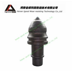 Round Shank Cutter Bits Conical Bits Foundation Drilling Tools Bullet Teeth pictures & photos