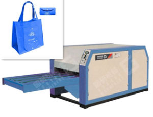 Non Woven Printed Bags Machines with Good Quality /SGS pictures & photos