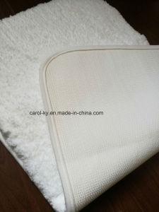 Norcho Soft Microfiber Antibactgerial Non-Slip Bath Mat Bathroom Rug pictures & photos