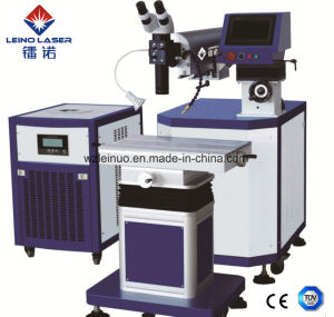 400W YAG Automatic Laser Welding Machine pictures & photos