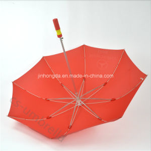 "27"" Fiberglass Rib Promotion Advertising Golf Umbrella with Logo (YSS0117) pictures & photos"