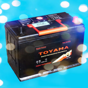 12V100ah Good Quality Car Battery Maintenance Free JIS Standard pictures & photos