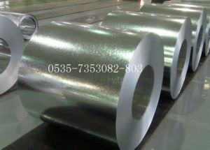 Prime Galvanized Steel Coil for Building Material pictures & photos