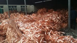 High Quality Copper Wire Scrap, Millberry Copper Wire Scrap, High Pure 90~99.99%Copper Wire Scrap pictures & photos