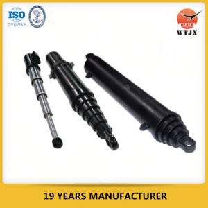 Parker Type Multisatage Telescopic Hydraulic Cylinders for Dump Truck pictures & photos