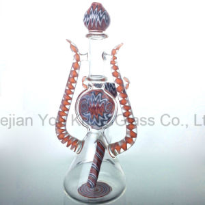 Glass Water Pipes for Smoking Colored Heady Glass pictures & photos