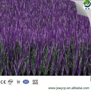 Lavender Color Artificial Grass Wy-17