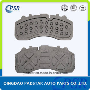 Disc Brake Pads Steel Back Plate 9mm Casting Backing Plate pictures & photos