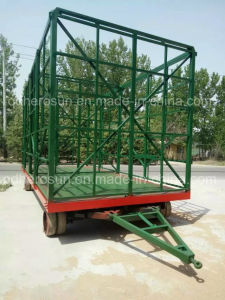 20 Tons High Railing Trailers pictures & photos