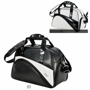 OEM Golf Clothing Bag Top PU Sport Bag pictures & photos