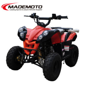 Automatic Electric Starting 110cc Gasoline Cheap Quads pictures & photos