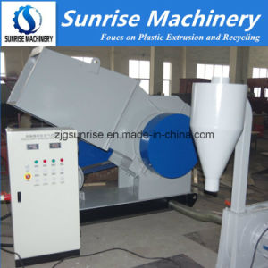 Plastic Machine PVC PE Pipe Crusher pictures & photos