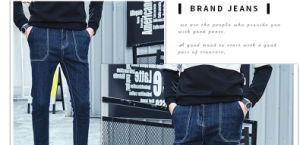 C314 New Style Denim Jeans for Men pictures & photos