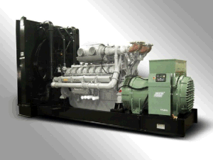 1500kVA High Voltage Diesel Generator Set (BSHX1500) pictures & photos