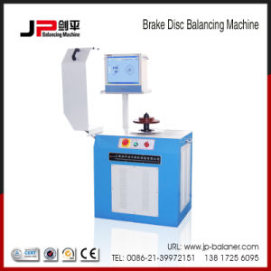 Jp Jianping Disc Brake Rotors Brake Disc Balancing Machine pictures & photos