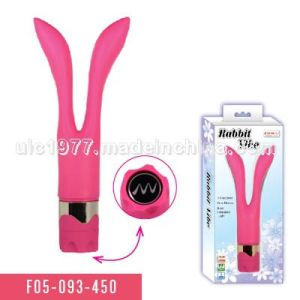 7-Function Rabbit Vibe for Female Sex Toy pictures & photos