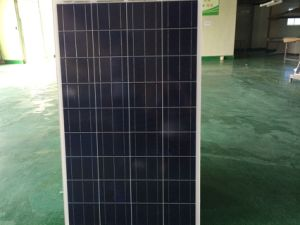 Polycrystalline 100W Solar Panel pictures & photos