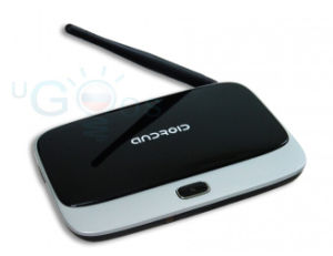 Ug300 1.6GHz 2g+8g Quad Core Rk3188 Android4.2 TV Box