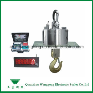 Digital High Temperature Proof Weighing Hanging Crane Scale pictures & photos