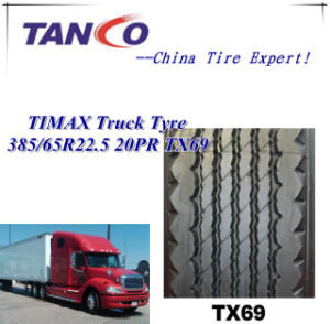 Heavy Truck Radial Tyre --385/65r22.5 20pr Gcc pictures & photos