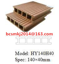 Crack-Resistance Laminate Flooring for Outdoor Swimming Pool (WPC)