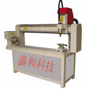 Cylindrical Item CNC Router (YH-1200Y) pictures & photos