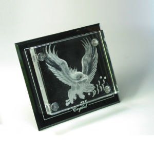 Engraving Crystal Frame (F2)