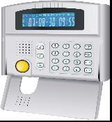 China Manufacturer of GSM Alarm System with White Color (EV-60B) pictures & photos