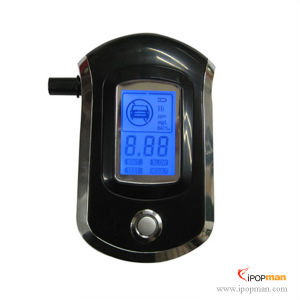 Accuracy Alcohol Tester Breathalyzer With Backlight Display pictures & photos