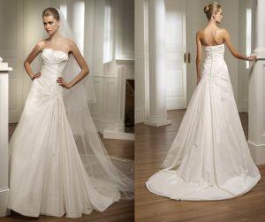 Bridal Dress (FLY-1081)