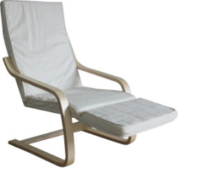Restaurant Chair /Relax Bentwood Chair/Wooden Chair with Straps Back (XJ-BT025)